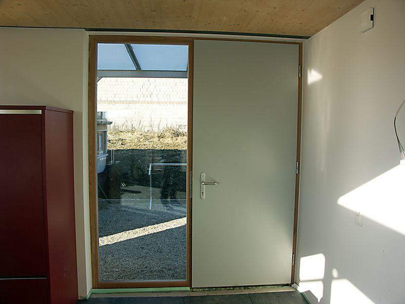 Haustür innen  Haustüren
